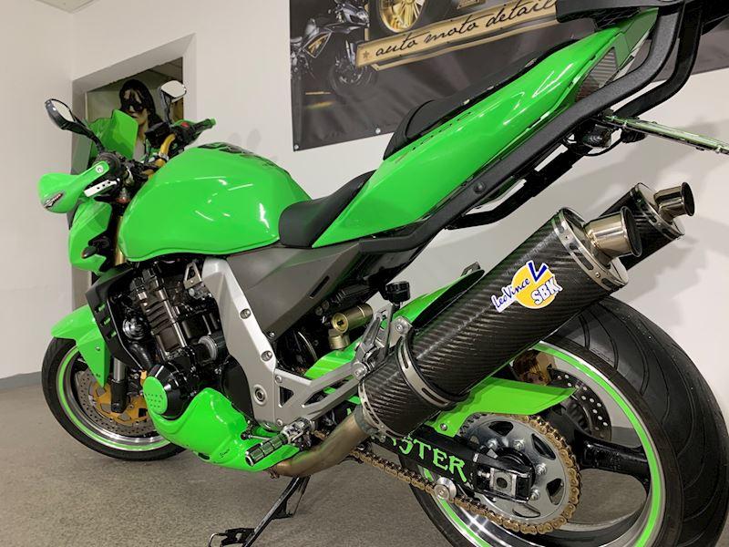 Vyčištění Kawasaki Z1000
