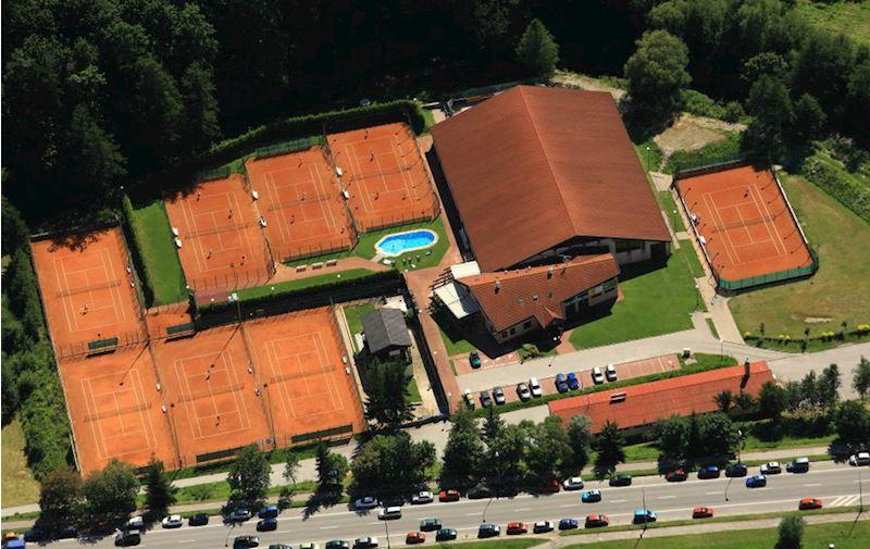 Tenis - Centrum Český Krumlov - fotografie 4/15