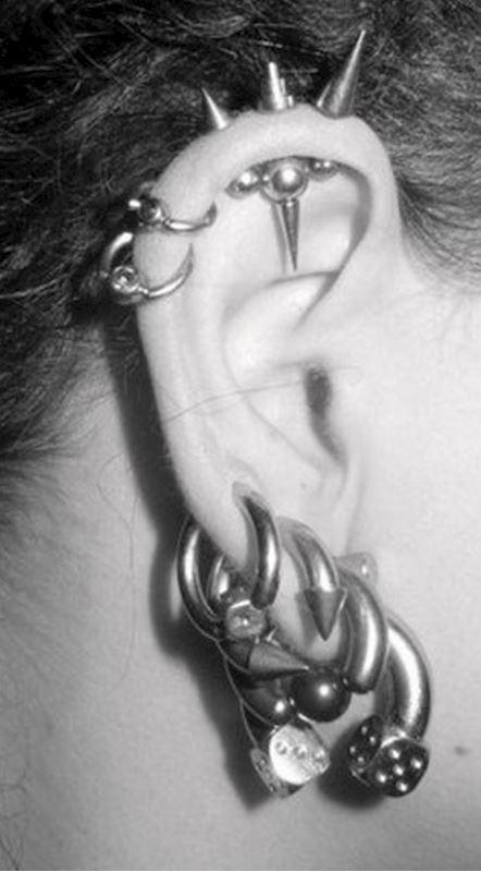 Piercing Praha 3