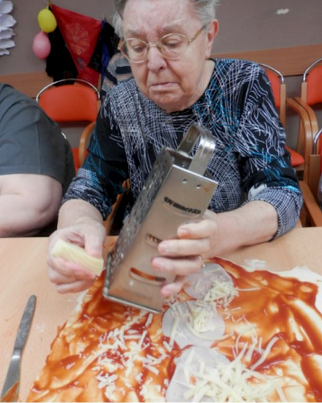 Domov pro seniory Vroutek, příspěvková organizace - fotografie 9/10
