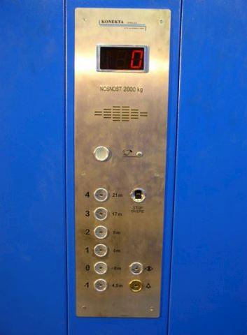 KONEKTA výtahy a.s. - fotografie 2/10
