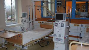 Hemodialyzační oddělení a Nefrologická ambulance MMN v Jilemnici