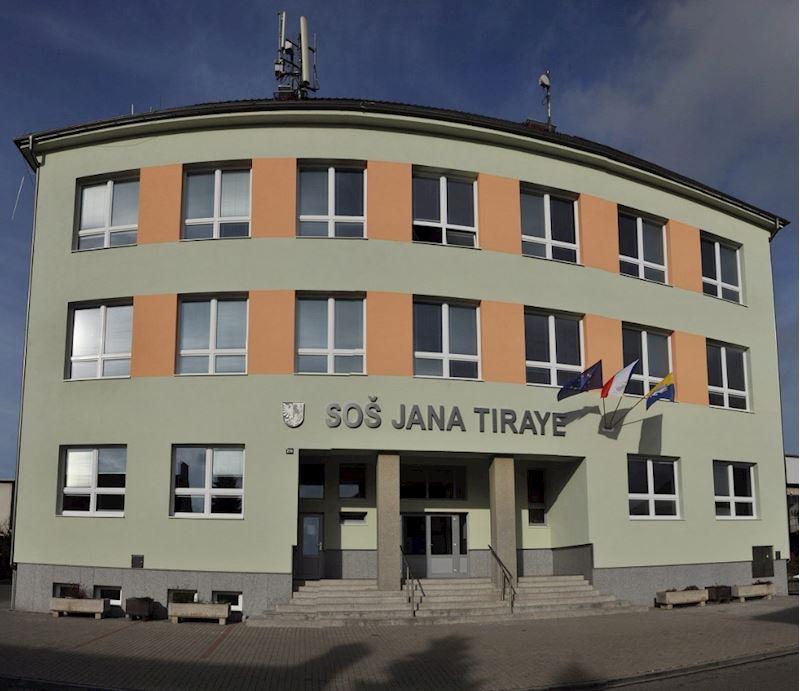 SOŠ Jana Tiraye, příspěvková organizace Velká Bíteš - fotografie 1/15