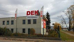 Stavebniny DEK Hradec Králové
