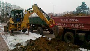 Richard Kubica, s.r.o. - zemní práce - profilová fotografie