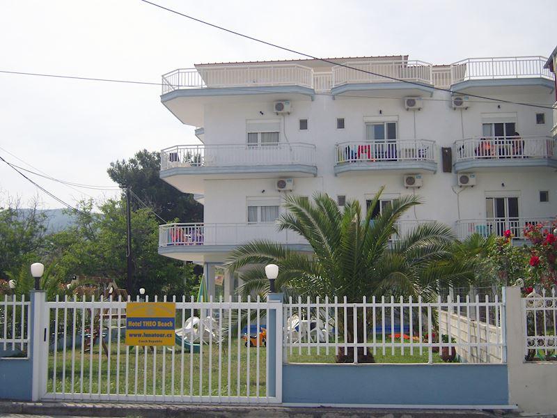 hotel Theo beach