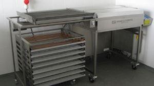 Automatické fritézy FRITA, FRITAS F48/F60