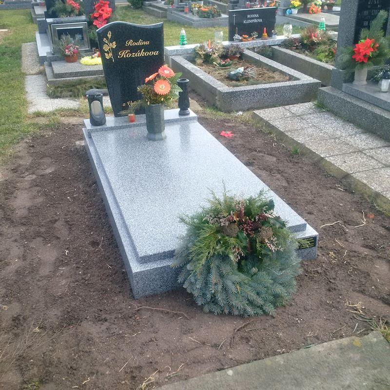Pohřební služba s kamenictvím - Horák Martin - fotografie 12/22
