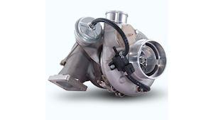 Speciální turbodmychadla