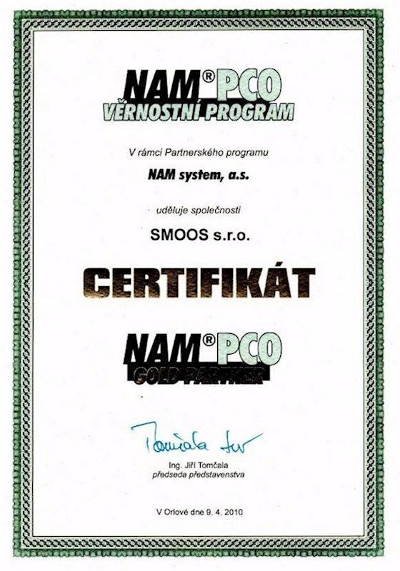 SMOOS s.r.o. - Bezpečnostní agentura - fotografie 14/14
