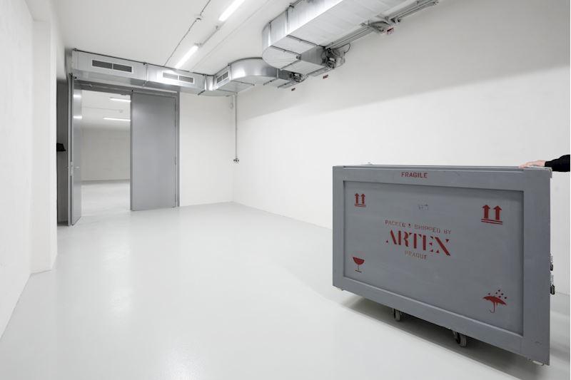 ARTEX ART systems - depozitář a úschova uměleckých děl