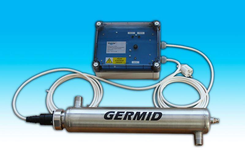 GERMID V015 - dezinfekce vody