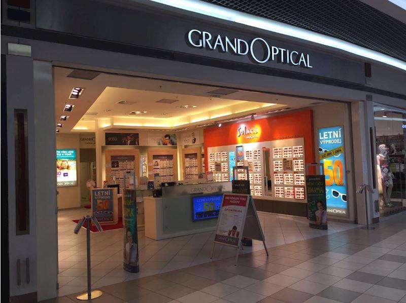 GrandOptical - oční optika OC Varyáda - fotografie 1/17