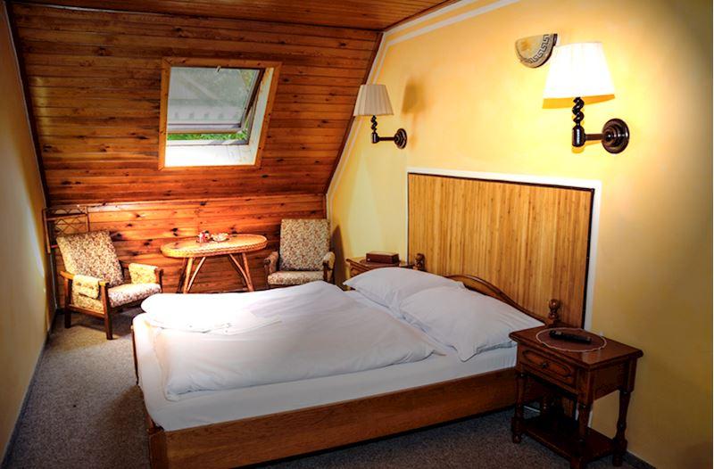Hotel*** a lesní restaurant Lipovka - fotografie 15/15