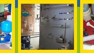 Raus - čerpadla, vybavení koupelen, vodoinstalační materiál