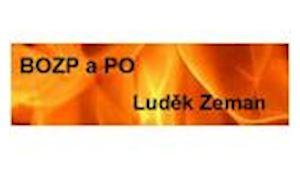BOZP a PO - Luděk Zeman