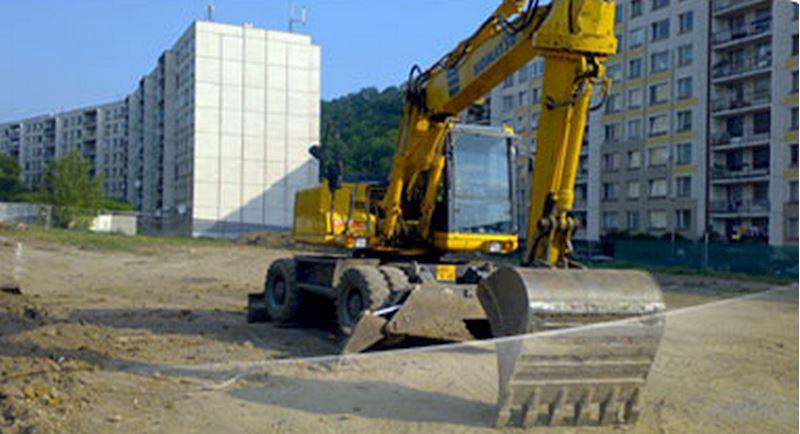 Zemní práce a nákladní autodoprava - Karel Hobza - fotografie 5/5