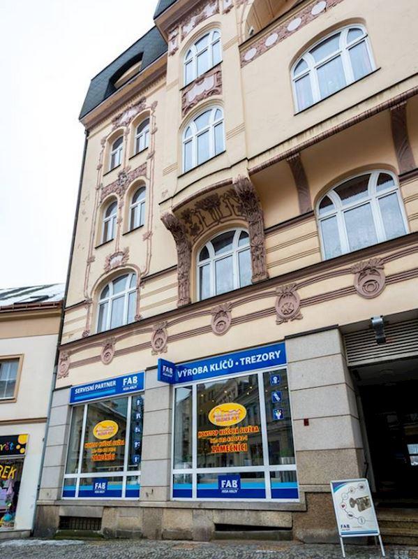 Klíčové a trezorové centrum Hausner-Plný s.r.o. - fotografie 1/20