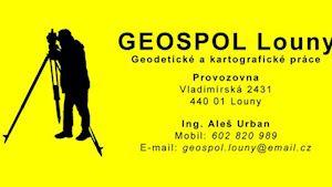 GEOSPOL LOUNY