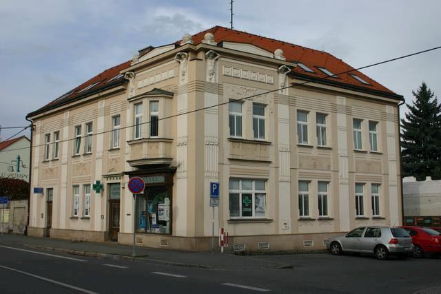 Třemošná - městský úřad - fotografie 7/17