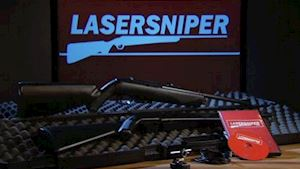 LaserSniper a VR Hunter