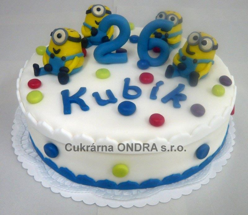 Cukrárna ONDRA s.r.o. - fotografie 3/20