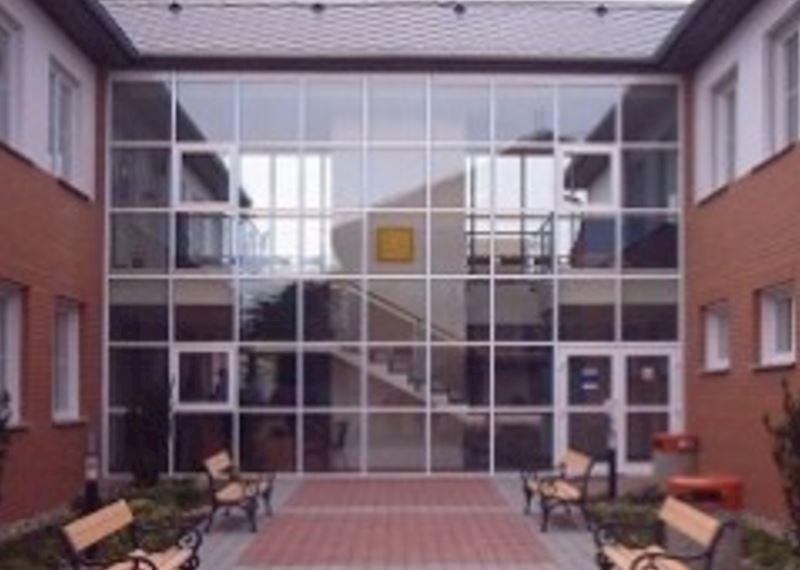 Hliníková okna a dveře   Alucon Plus