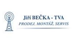 Antény, satelity Pelhřimov - Bečka J. - TVA