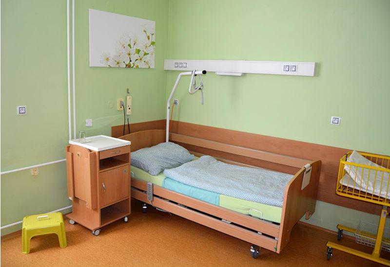 Oblastní nemocnice Mladá Boleslav, a.s., nemocnice Středočeského kraje - fotografie 3/3