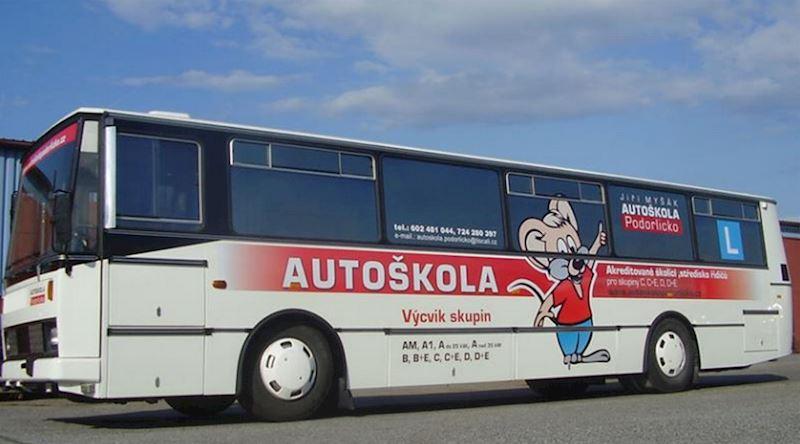 Autoškola Podorlicko - Myšák Jiří - fotografie 5/9