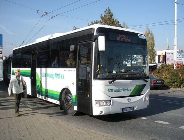 ČSAD autobusy Plzeň a.s. - fotografie 1/3