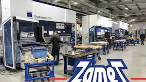 ZAMET, spol. s r.o. -  strojírenská výroba - profilová fotografie