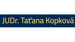 JUDr. Taťana Kopková