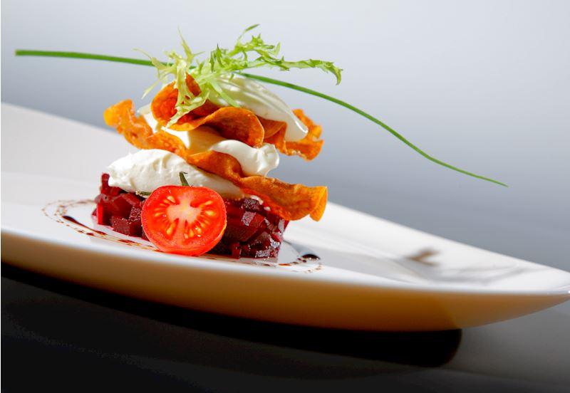 Restaurace Maitrea - vegetariánská restaurace - fotografie 14/15