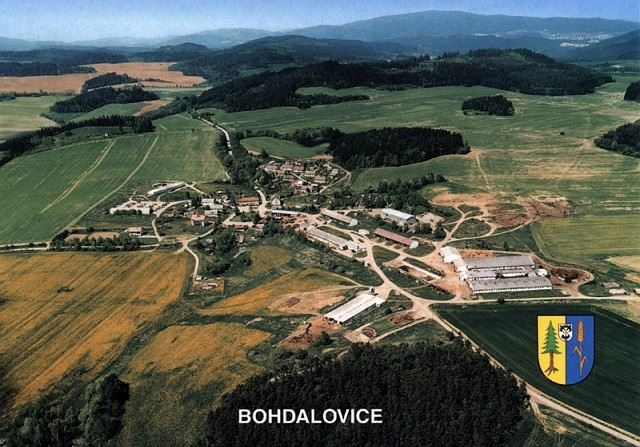 Bohdalovice - obecní úřad - fotografie 3/11