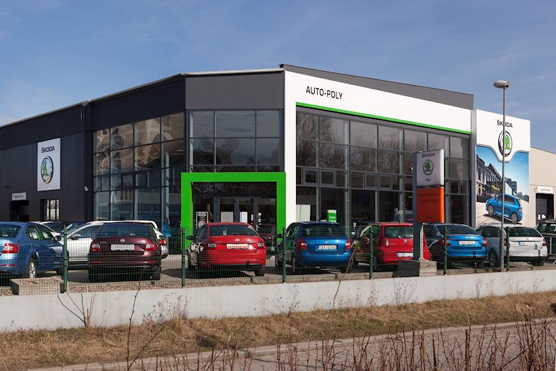 Auto - Poly spol. s r.o. - autorizovaný prodej a servis vozů Škoda a VW užitkové - fotografie 2/9