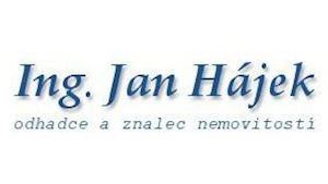 Ing. Jan Hájek - odhadce nemovitostí