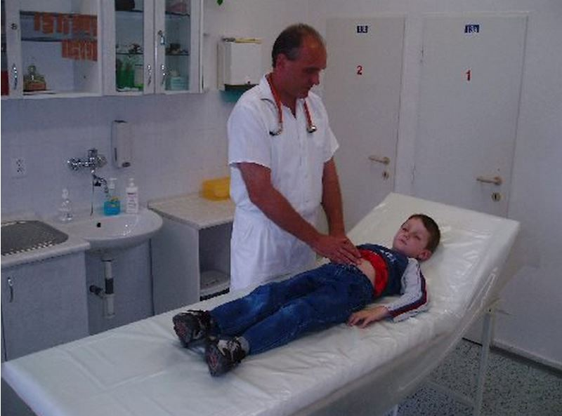 Chirurgická ambulance - MUDr. Otakar Sotona - fotografie 5/6