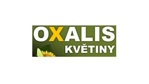 Květiny Oxalis