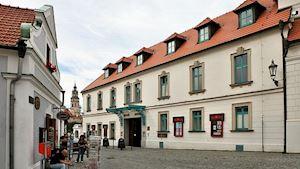 Městské divadlo Český Krumlov - profilová fotografie