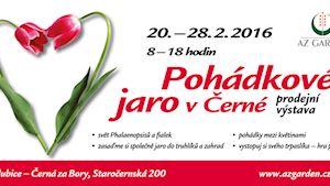 Pohádkové jaro v Černé - prodejní výstava