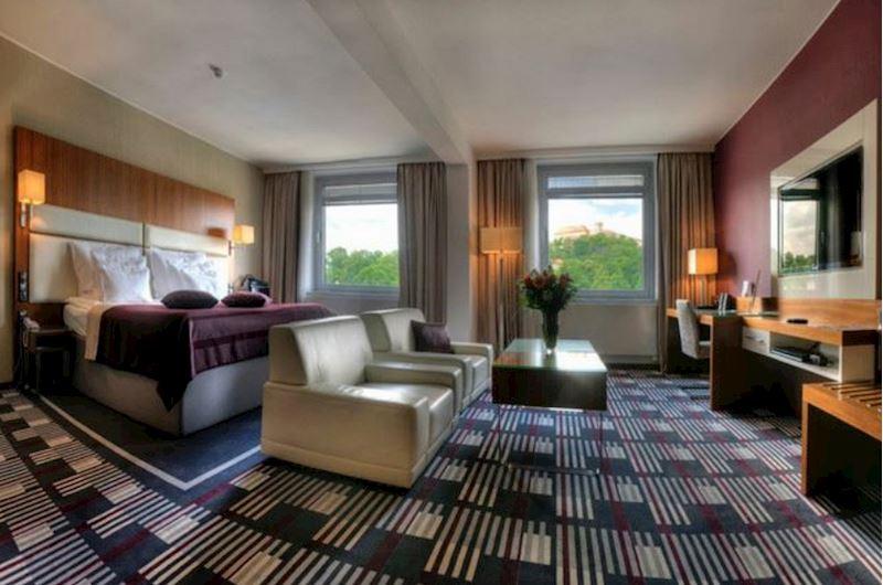 BEST WESTERN PREMIER Hotel International Brno**** - fotografie 14/20