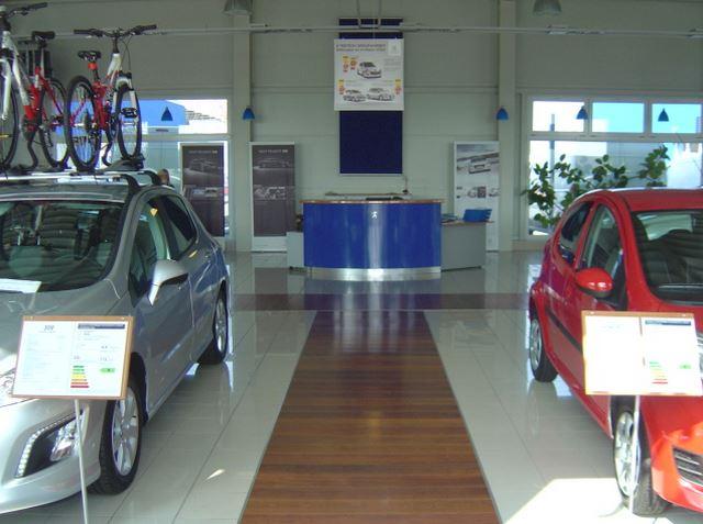 Peugeot Jonal, spol. s r.o. - fotografie 4/18
