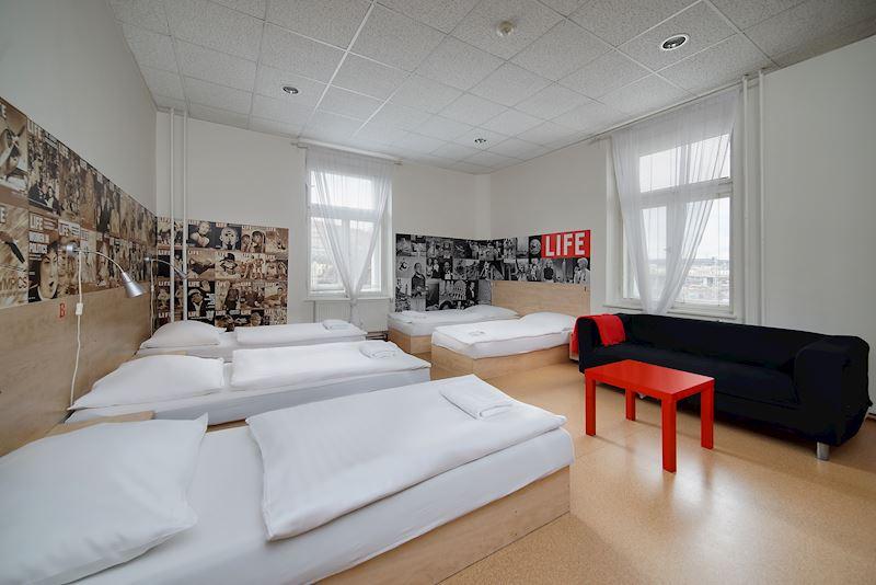 Hostel Florenc - fotografie 11/15