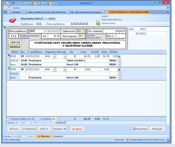 DATA-PLAN Bohemia spol. s r.o. - zdravotnický software - fotografie 18/20