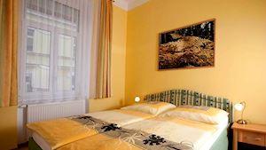 Apartmány Villa Christiana ubytování Mariánské Lázně