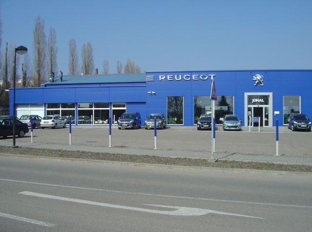 Peugeot Jonal, spol. s r.o. - fotografie 2/18