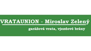 VRATAUNION - Miroslav Zelený