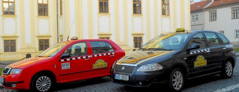 taxi Vícha