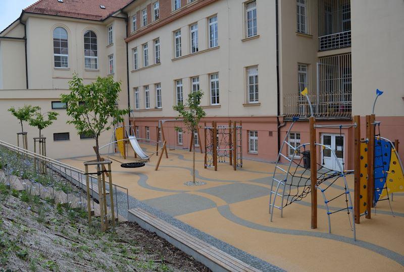 Cyrilometodějská církevní základní škola, Lerchova 65, Brno - fotografie 2/10